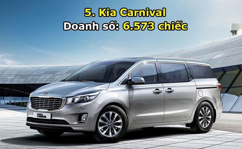 Top 10 xe bán chạy nhất thị trường Hàn Quốc trong tháng 6/2017 5