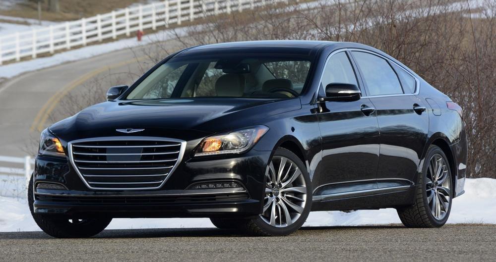 Hyundai Genesis được kỳ vọng sẽ khuấy động thị trường xe sang