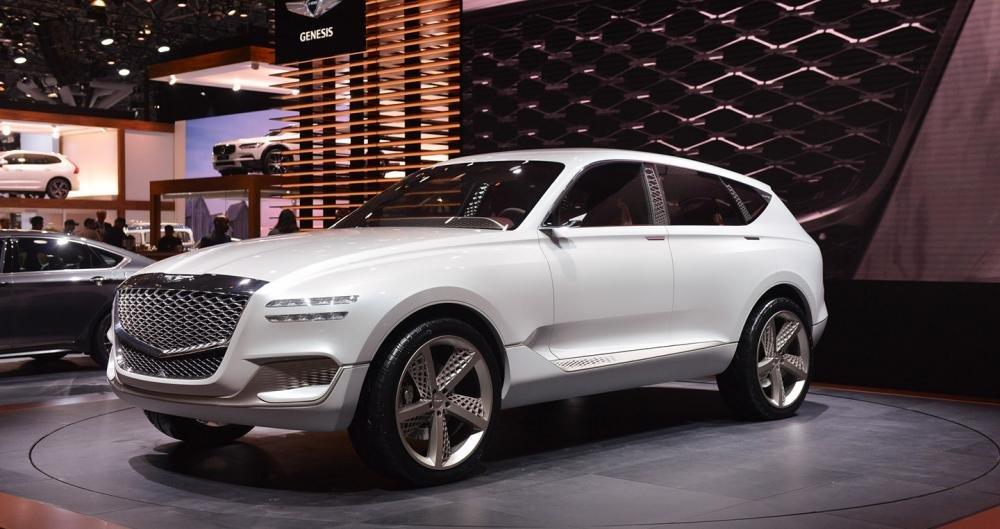Mẫu SUV của Hyundai Genesis