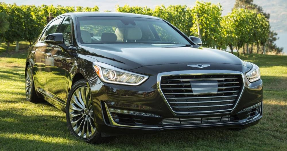 Genesis lên kế hoạch đẩy mạnh thị trường xe sang