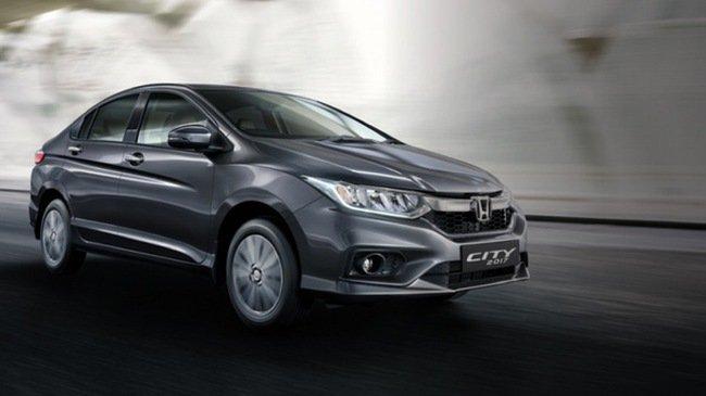 Honda City 2017 ra mắt tại Malaysia, tiết kiệm xăng như xe ga.