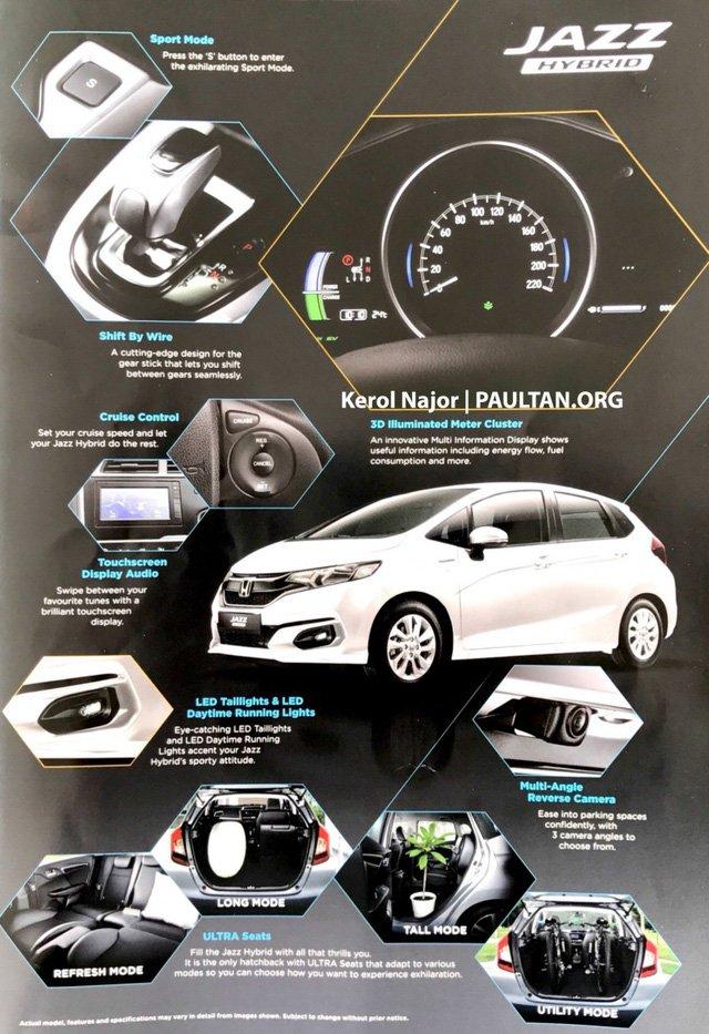 Honda City 2017 ra mắt tại Malaysia, tiết kiệm xăng như xe ga 8