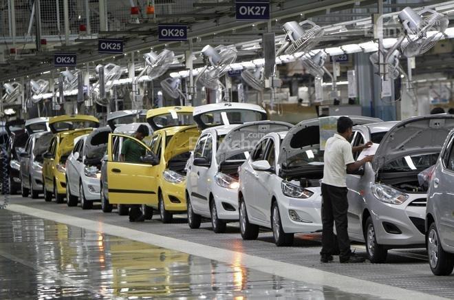 Tháng 6/2017: Doanh số xe Indonesia giảm 27,5%.