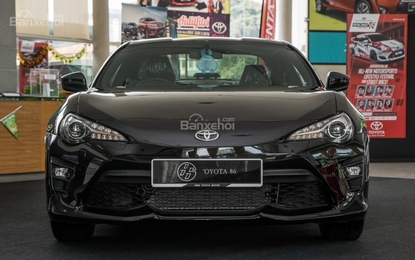 Xe thể thao Toyota 86 facelift khởi điểm từ 1,36 tỷ tại Malaysia a1