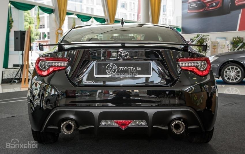 Xe thể thao Toyota 86 facelift khởi điểm từ 1,36 tỷ tại Malaysia a3