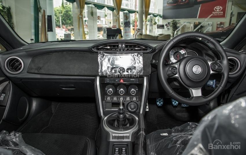 Xe thể thao Toyota 86 facelift khởi điểm từ 1,36 tỷ tại Malaysia a0