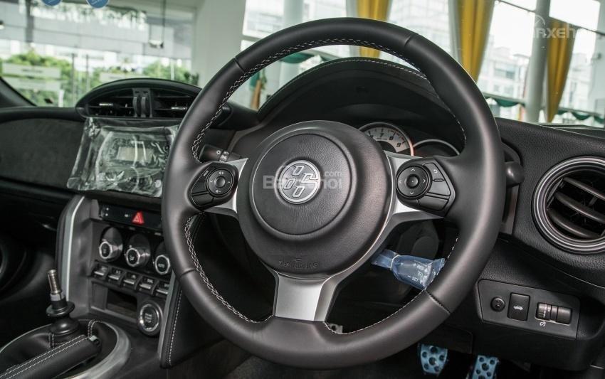 Xe thể thao Toyota 86 facelift khởi điểm từ 1,36 tỷ tại Malaysia a13