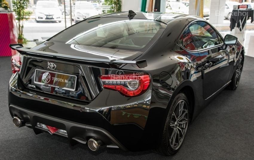 Xe thể thao Toyota 86 facelift khởi điểm từ 1,36 tỷ tại Malaysia a5
