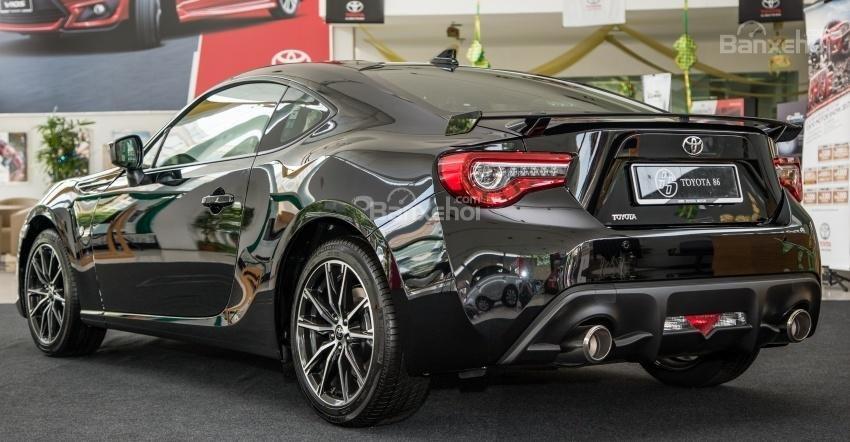 Xe thể thao Toyota 86 facelift khởi điểm từ 1,36 tỷ tại Malaysia a4