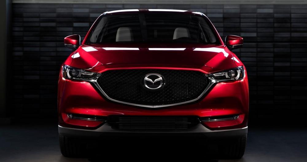 Đánh giá xe Mazda CX-5 2018: Đầu xe thiết kế vuông vắn a3