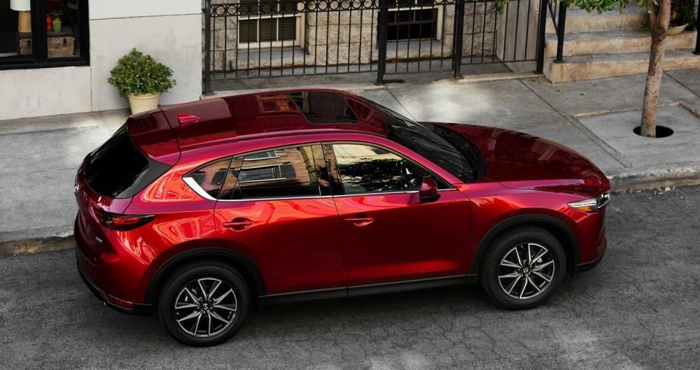 Đánh giá xe Mazda CX-5 2018: Thân xe có độ bền cao hơn 15,5% e7