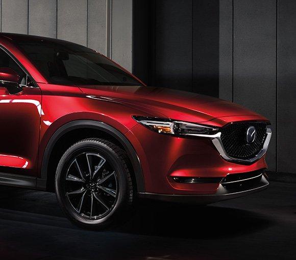 Đánh giá xe Mazda CX-5 2018: Mâm xe 5 chấu kép thiết kế mới r9