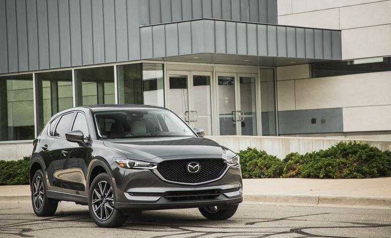 Đánh giá xe Mazda CX-5 2018: Đầu xe hoàn toàn mới giúp xe được yêu thích k6