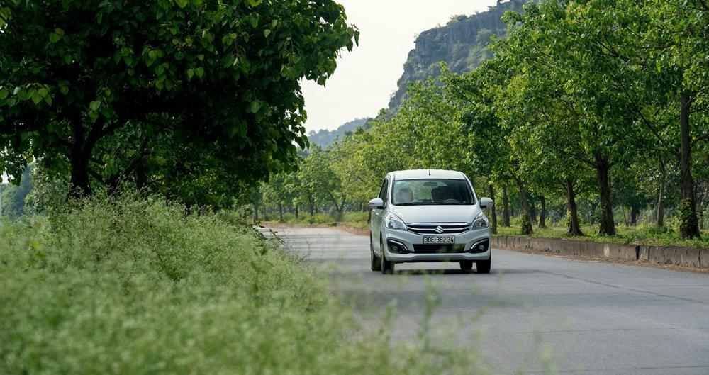 Đánh giá xe Suzuki Ertiga 2017: Lựa chọn MPV thực dụng, kinh tế chỉ 639 triệu đồng a1