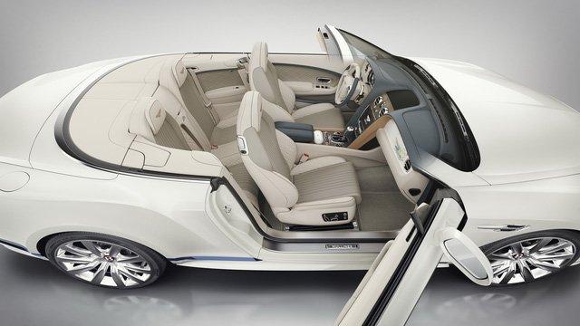 Phiên bản Continental GT Convertible mang cảm hứng du thuyền 4a