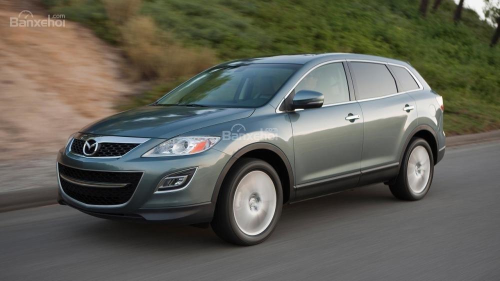 Mazda tiến hành sửa chữa 205.000 xe bị lỗi túi khí Takata 1