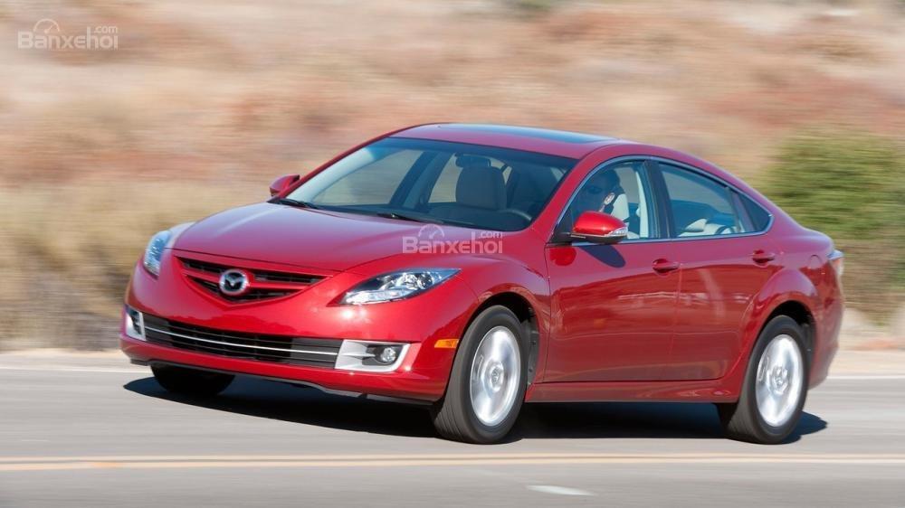 Mazda tiến hành sửa chữa 205.000 xe bị lỗi túi khí Takata 2