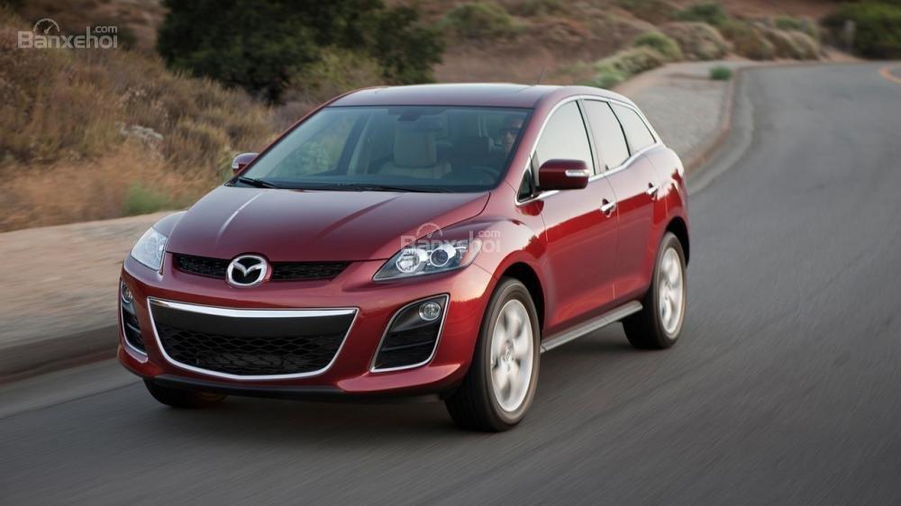 Mazda tiến hành sửa chữa 205.000 xe bị lỗi túi khí Takata.