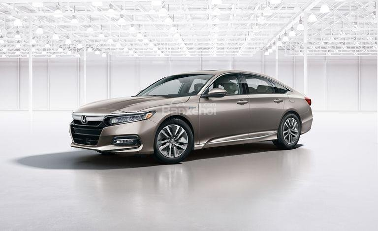 Honda Accord 2018.