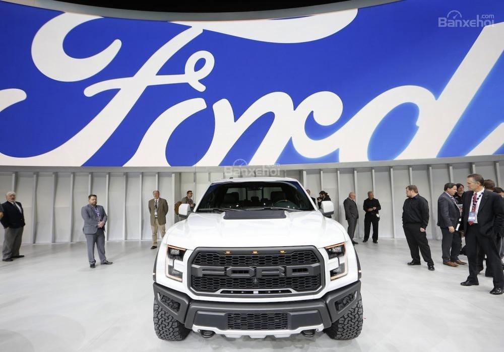 Quý II/2017: Ford đạt lợi nhuận cao hơn dự kiến.