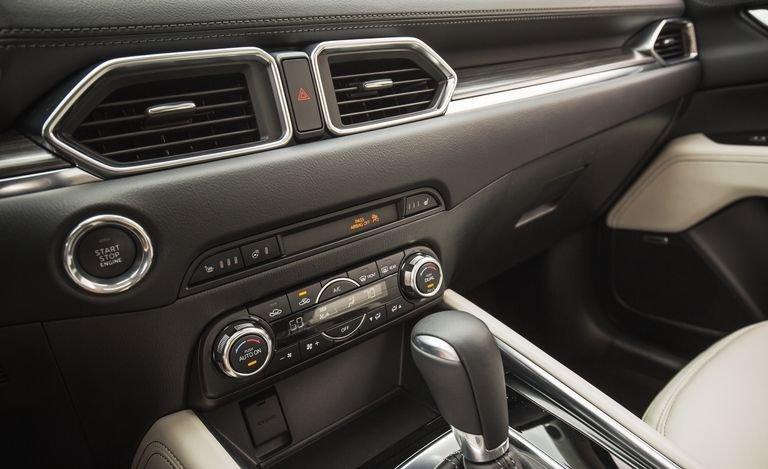 Đánh giá xe Mazda CX-5 2018: Cửa gió điều hòa mới hiện đại hơn 124a