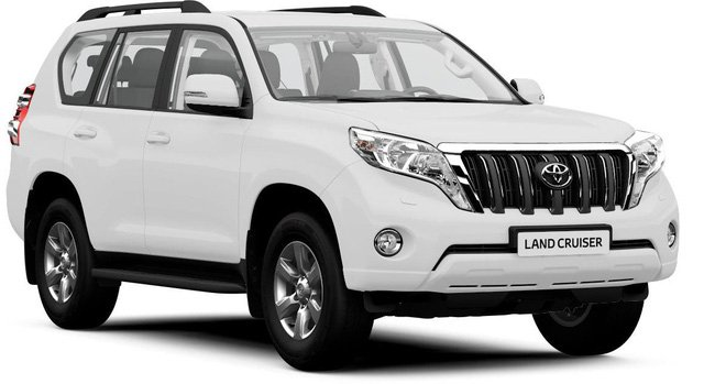 Toyota Land Cruiser được giảm tới 130 triệu đồng.