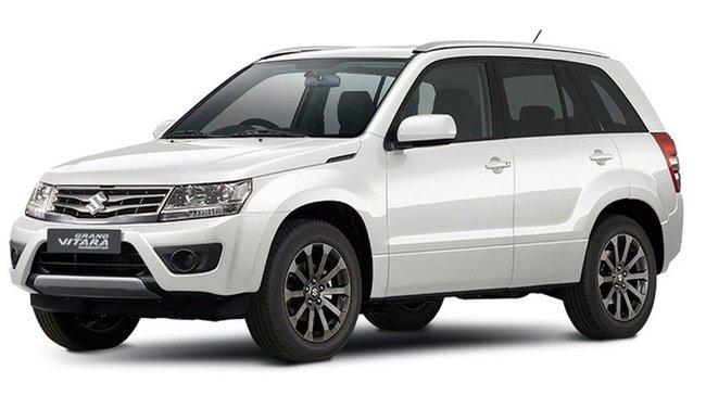 Suzuki Grand Vitara là dòng SUV 2 cầu có mức giá rẻ nhất tại thị trường Việt Nam hiện nay.