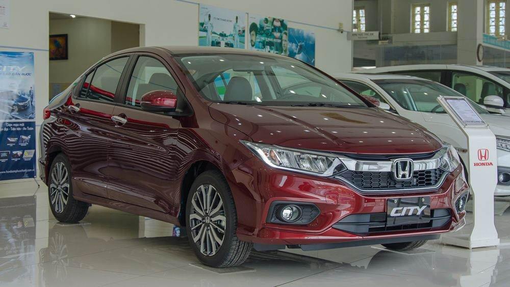 Đánh giá xe Honda City 2017-2018: Bản nâng cấp có thiết kế quen thuộc a2