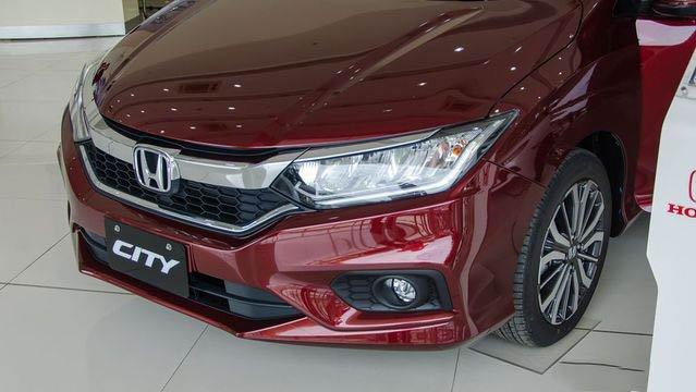 Đánh giá xe Honda City 2017-2018: Lưới tản nhiệt mới a5