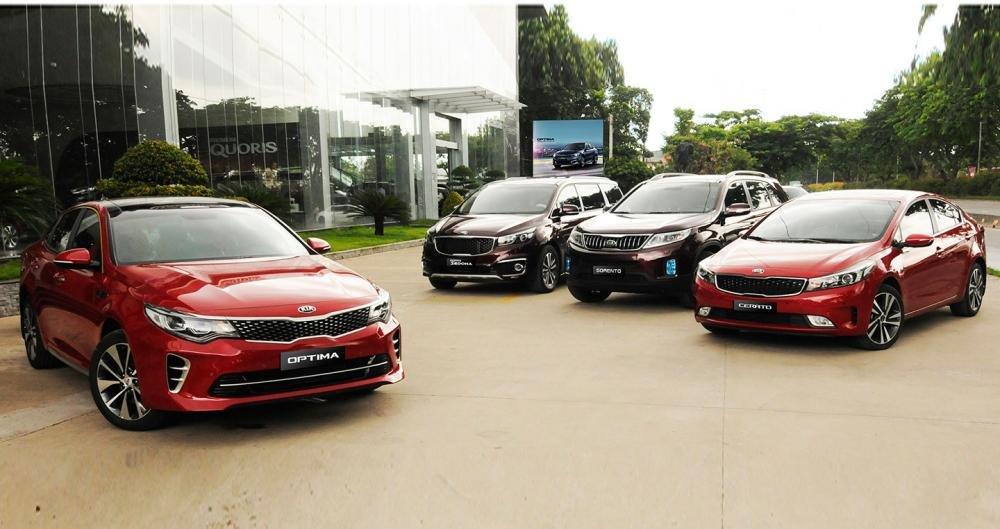 Kia, Mazda, Peugeot: Giá niêm yết hạ, giá thực tế tăng từ 1/8.