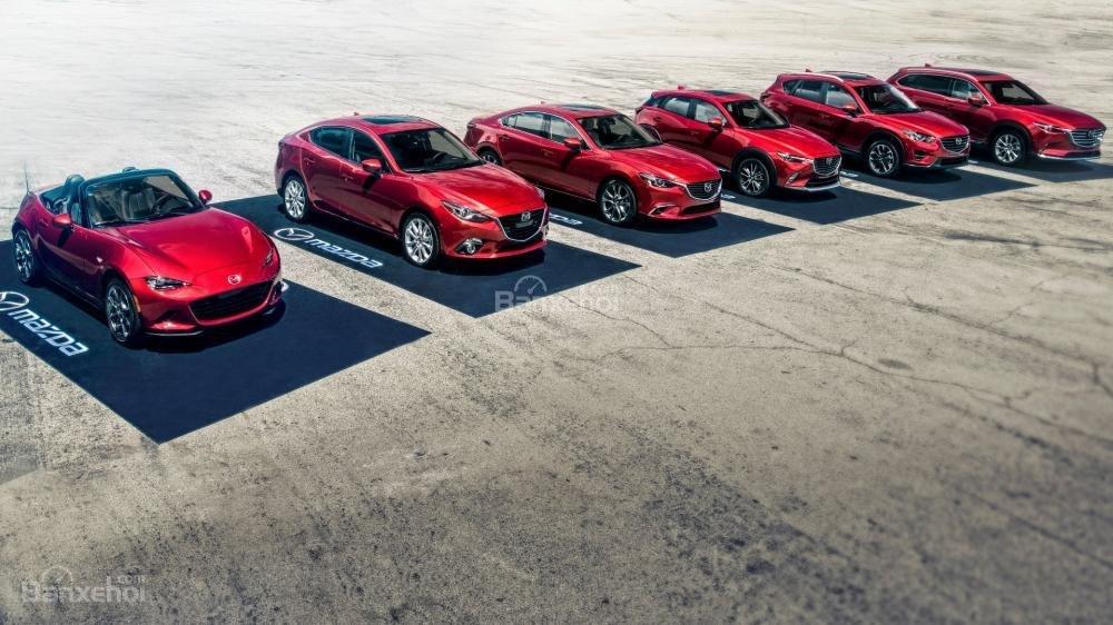Mazda: Động cơ đốt trong sẽ không thể sớm biến mất.