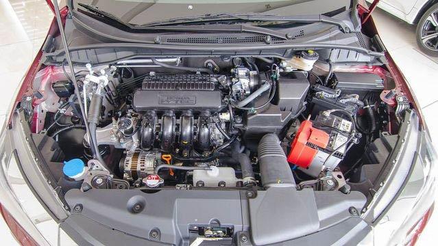 Đánh giá xe Honda City 2017-2018: Động cơ xe không thay đổi a117