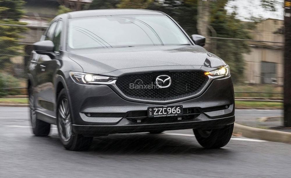 Mazda CX-5 đã giành lại ngôi vị SUV đắt hàng nhất tại Úc trong tháng 7/2017.