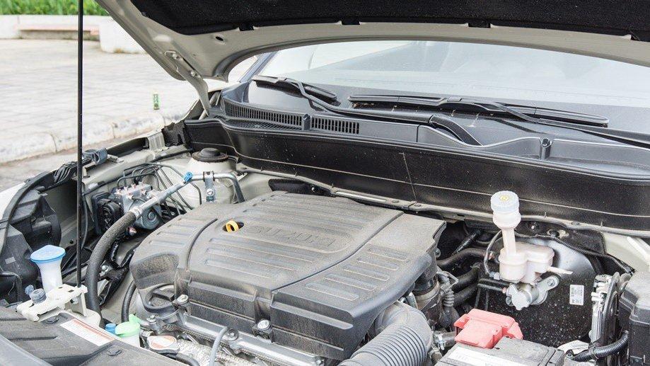 So sánh Chevrolet Trax 2017 và Suzuki Vitara 2016 về động cơ 2