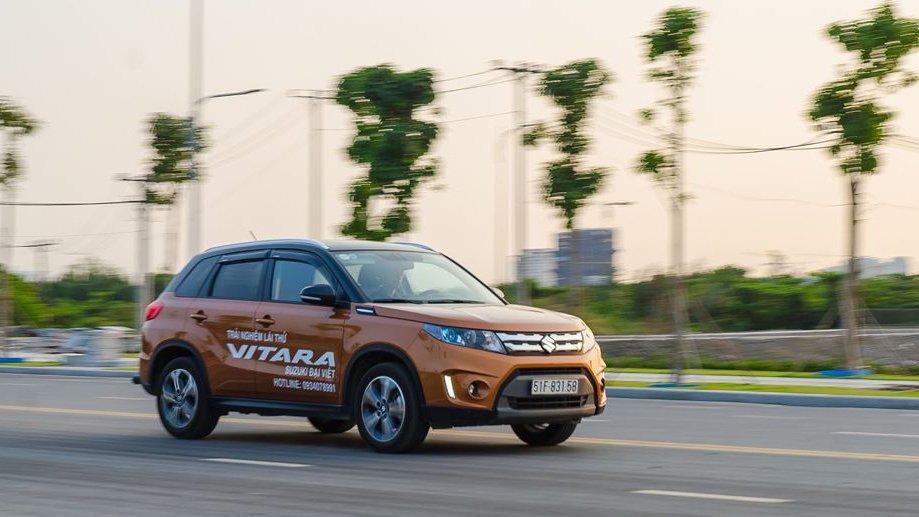 So sánh xe Chevrolet Trax 2017 và Suzuki Vitara 2016: Xe cá nhân và xe đa dụng 2