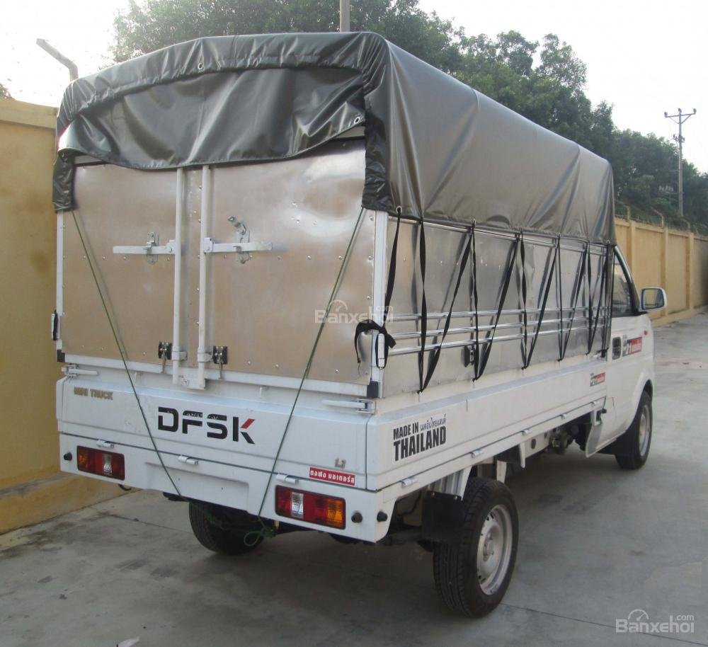 Bán xe tải nhẹ Thái Lan DFSK nhập khẩu nguyên chiếc - Giá tốt nhất-2