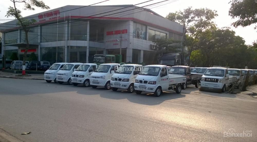 Bán xe tải nhẹ Thái Lan DFSK nhập khẩu nguyên chiếc - Giá tốt nhất-3