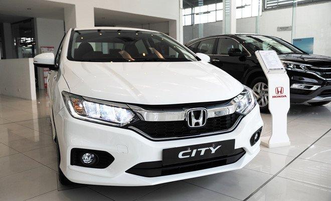 Honda City 2017: Đối thủ duy nhất ở Việt Nam có thể đấu với Toyota Vios  a2