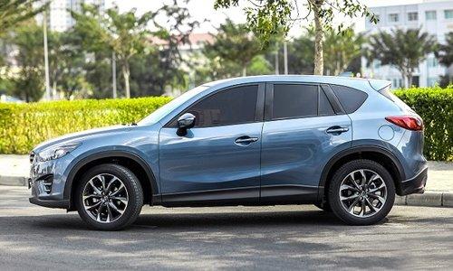 Mazda CX-5 tiếp tục cuộc đua giảm giá từ 9/8 a1
