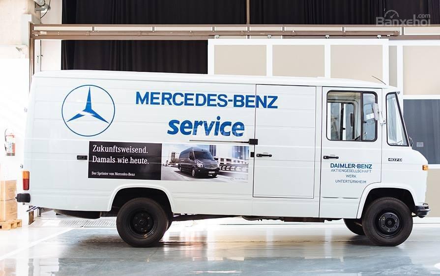 Mercedes-Benz An Du