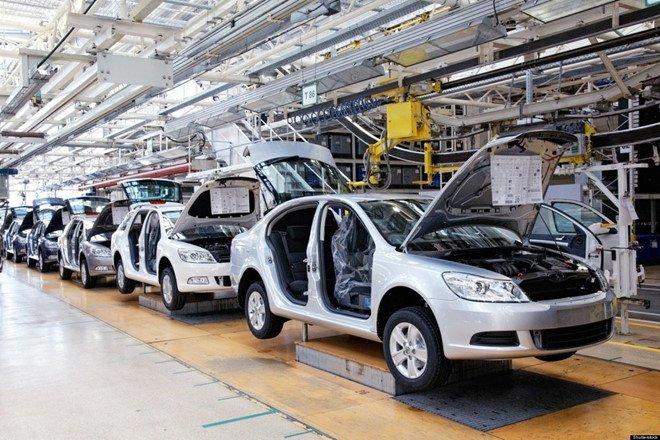 Thị trường ô tô Việt ảm đạm trái ngược với Đông Nam Á a2