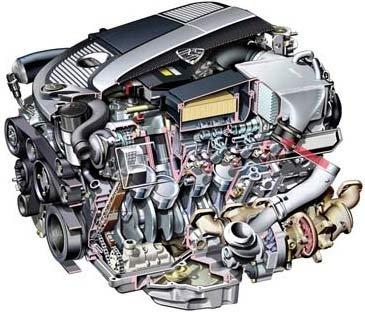 Cách tạo ra động cơ ô tô .