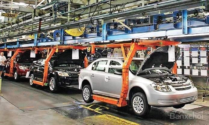 Tháng 7/2017: Doanh số xe tại Ấn Độ tăng hơn 15%.