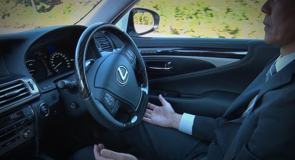 Toyota trình làng công nghệ tự lái tại Thế vận hội mùa hè 2020 a2
