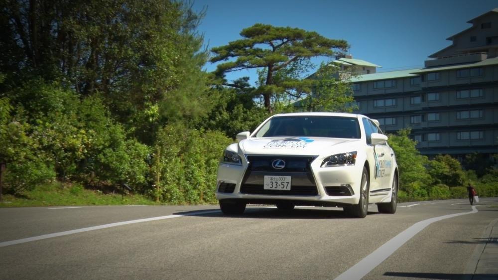 Toyota trình làng công nghệ tự lái tại Thế vận hội mùa hè 2020 a3