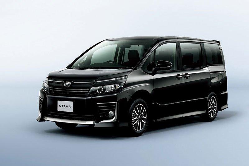Danh sách 10 mẫu xe có doanh số cao nhất thị trường Nhật Bản trong tháng 7/2017 6
