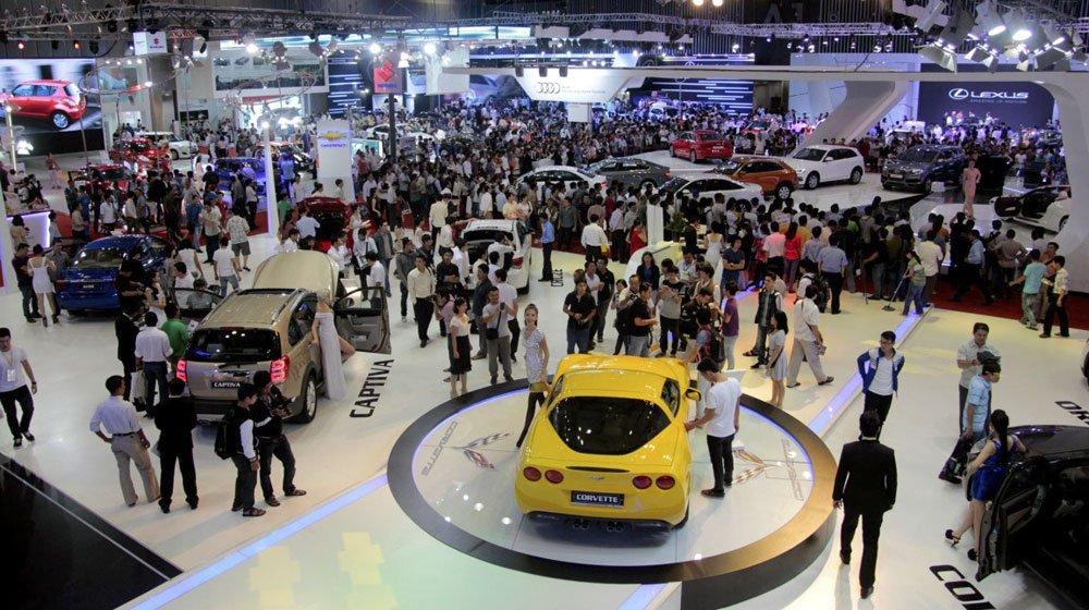 Thị trường xe tải gặp khó do cầu xe Trung Quốc sụt giảm.