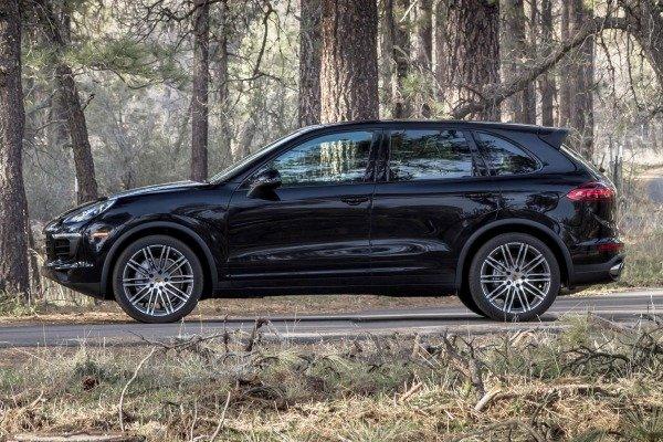 Đánh giá xe Porsche Cayenne 2017: Thân xe sang trọng a6