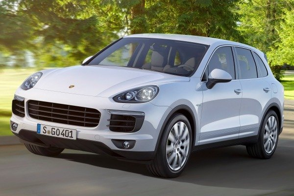 Đánh giá xe Porsche Cayenne 2017: Đầu xe khỏe khoắn a2