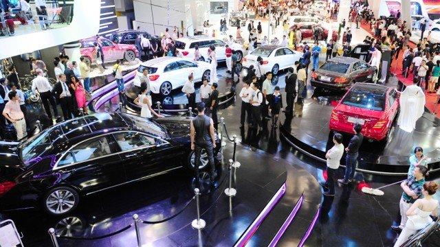"""Thị trường ô tô Việt nửa cuối năm: Bức tranh ảm đạm của nhiều """"ông lớn"""" 1"""